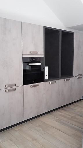 schmidt k chen musterk che arcos marvel beton optik ausstellungsk che in k nigsbach stein im. Black Bedroom Furniture Sets. Home Design Ideas