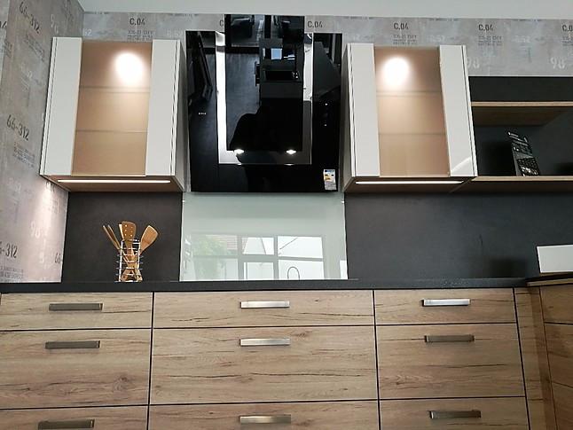nobilia musterk che nobilia riva eiche mit optional dekton. Black Bedroom Furniture Sets. Home Design Ideas
