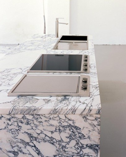 toncelli musterk che k che von toncelli italia ausstellungsk che in dresden von milano k chen. Black Bedroom Furniture Sets. Home Design Ideas