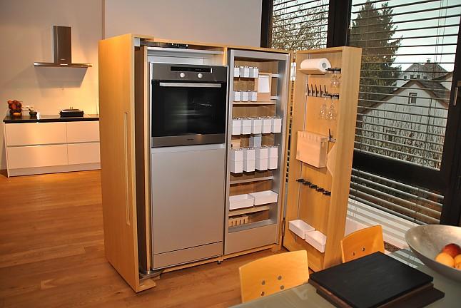 bulthaup musterk che bultahup b2 ger teschrank ausstellungsk che in bielefeld von k chenwerk. Black Bedroom Furniture Sets. Home Design Ideas