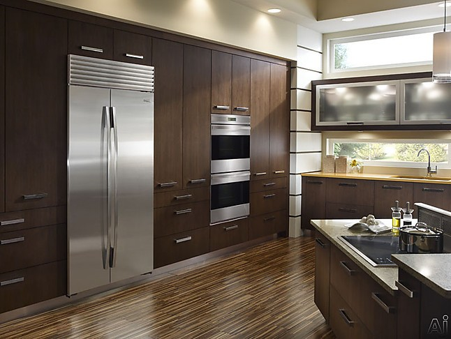 k hlschrank iccbbi 36s s amerikanischer k hlschrank built in side by side sub zero wolf. Black Bedroom Furniture Sets. Home Design Ideas