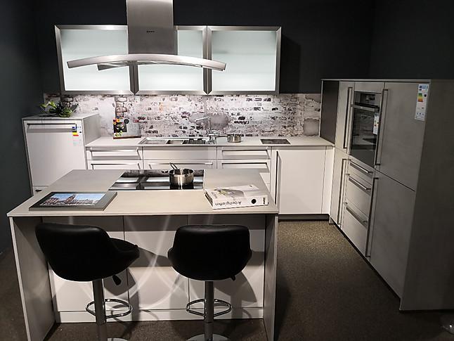 L Küche Modern Und Zeitlos