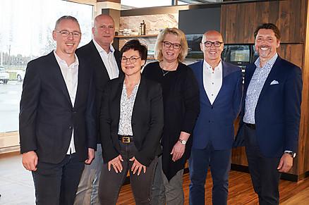 Himmlisch Wohnen Team Dillingen mit Geschäftsführer