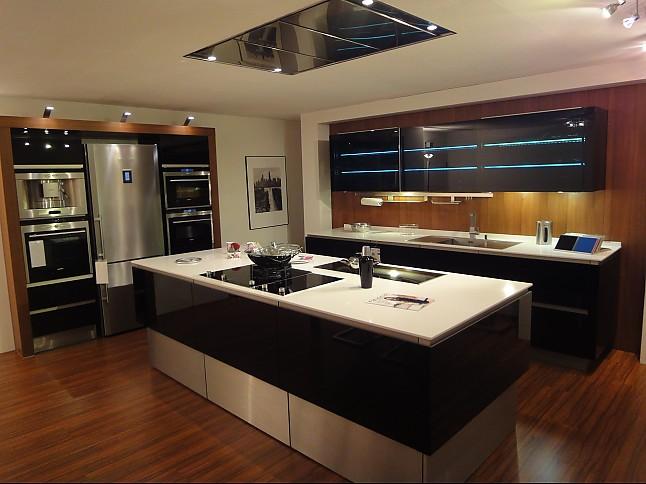 Küchen Dilling rational musterküche sehr schöne luxusküche ausstellungsküche in