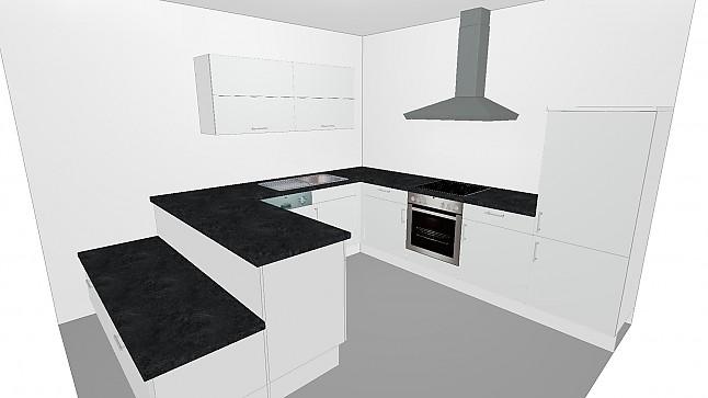nobilia musterk che nobilia k che mit insel inkl e ger te neuware ab werk ausstellungsk che. Black Bedroom Furniture Sets. Home Design Ideas