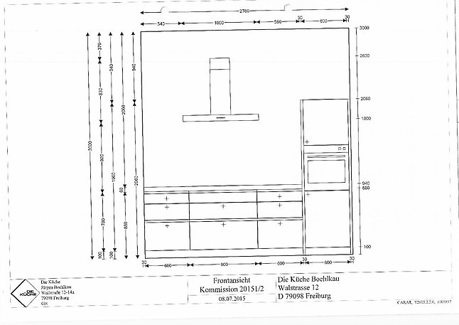 bulthaup musterk che pigmentlack alpinwei. Black Bedroom Furniture Sets. Home Design Ideas