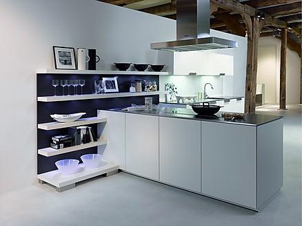 Exklusive Wohnküche