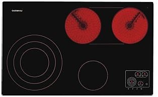 kochfeld ck482100 glaskeramik kochfeld rahmenlos breite 80 cm gaggenau k chenger t von gienger. Black Bedroom Furniture Sets. Home Design Ideas