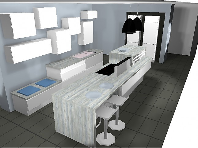 wellmann musterk che wellmann weiss hochglanz ausstellungsk che in bielefeld von reddy k chen. Black Bedroom Furniture Sets. Home Design Ideas