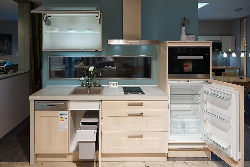 Hacker musterkuche moderne kleine single kuchenzeile for Singel küchen