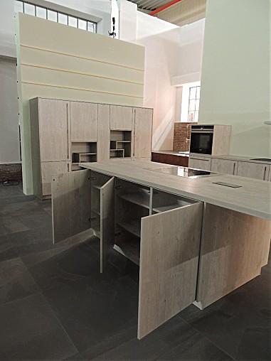 ballerina musterk che l3 xl 1331 ausstellungsk che in. Black Bedroom Furniture Sets. Home Design Ideas