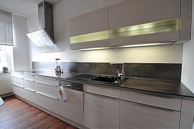 Global Küchen Musterküche Moderne Klare Küchenlösung