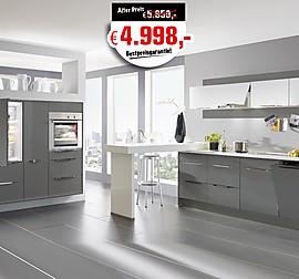 nobilia musterk che eiche provence dekor incl ger te ausstellungsk che in kalletal von. Black Bedroom Furniture Sets. Home Design Ideas
