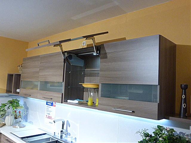 contur musterk che l k che komplett mit siemens elektroger ten ausstellungsk che in frielendorf. Black Bedroom Furniture Sets. Home Design Ideas