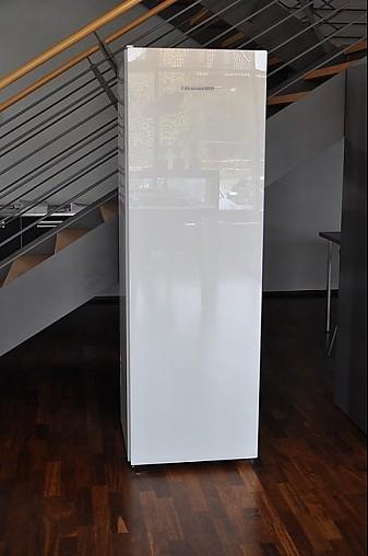 Sonstige KBgw 3864 Kühlschrank GLASFRONT in WEISS GRIFFLOS