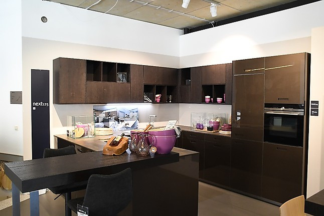 next125-Musterküche Design-Küche mit hochwertiger ...