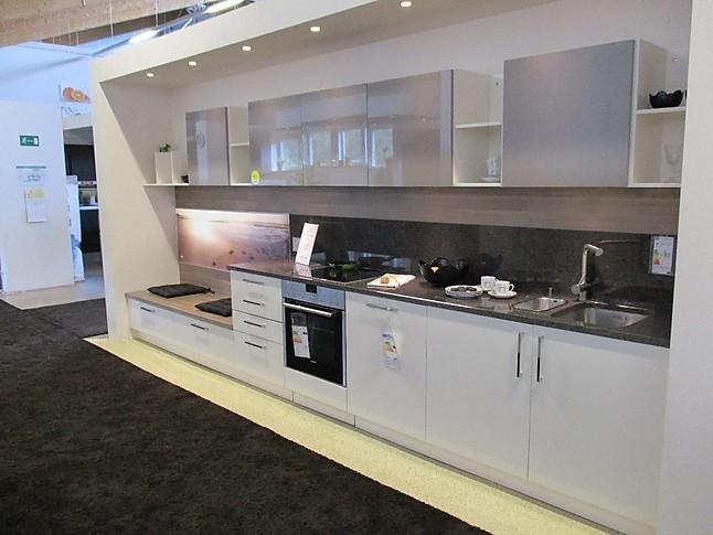 Nolte-Musterküche (Ausstellungsküche, Nolte Küchen ... | {Nolte küchen magnolia hochglanz 51}