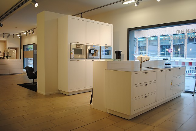warendorf musterk che piet boon stockholm ausstellungsk che in hamburg von warendorf. Black Bedroom Furniture Sets. Home Design Ideas