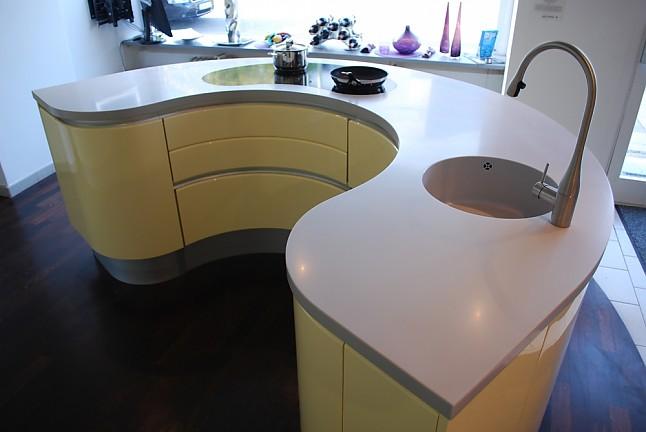 Sonstige Musterküche Runde Küche Ausstellungsküche in