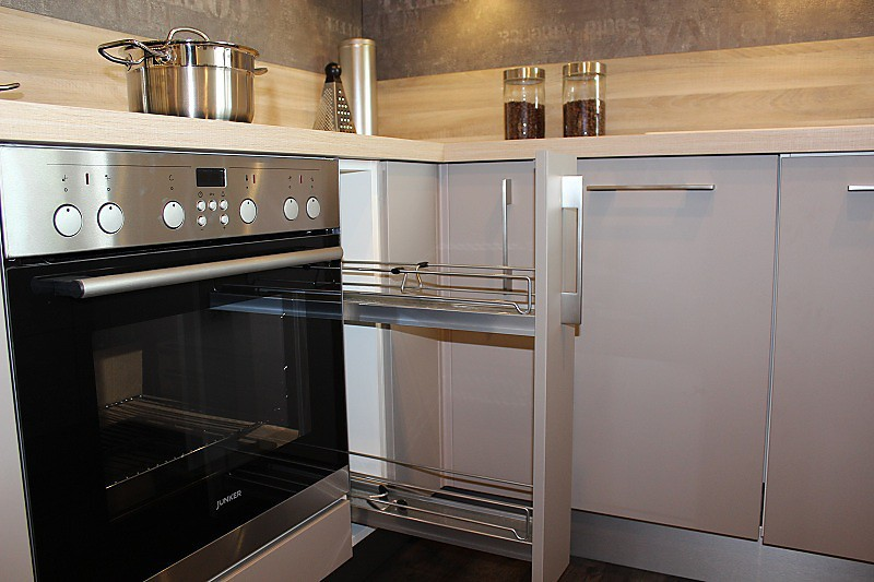 nobilia musterk che fango k che ausstellungsk che in. Black Bedroom Furniture Sets. Home Design Ideas