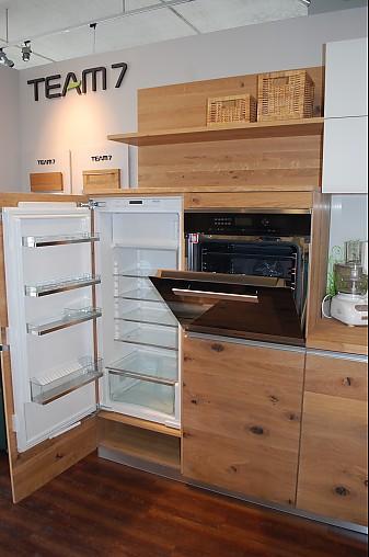team 7 musterk che team 7 wildeiche glas. Black Bedroom Furniture Sets. Home Design Ideas
