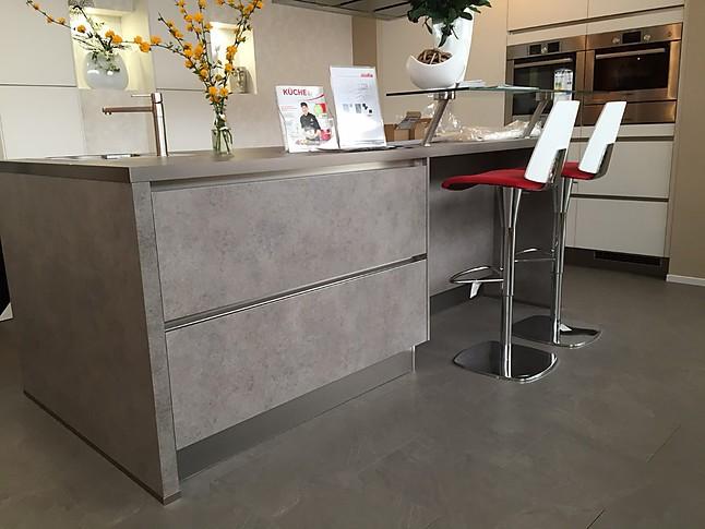 Häcker - Systemat AV 4080 GL Salento graubeige + AV 5095 GL ...