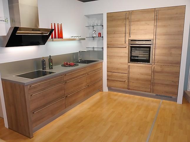 Selektion D Musterkuche Gemutliche L Kuche Im Holzdesign