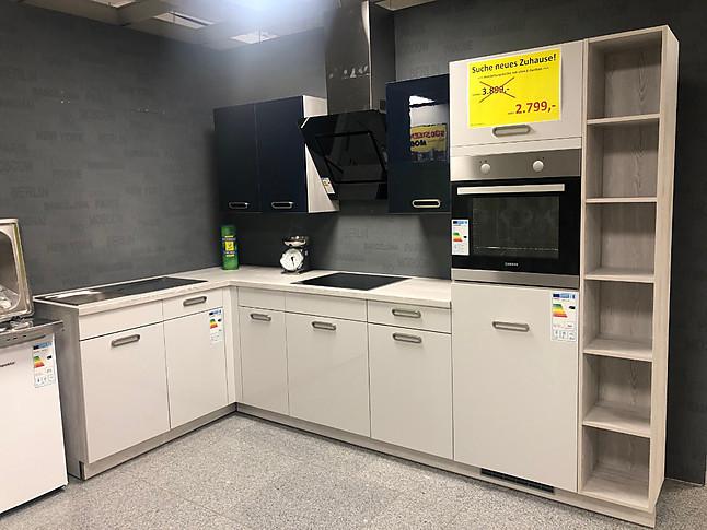 Artego Musterkuche Moderne Einbaukuche Inkl Elektrogeraten In Lack