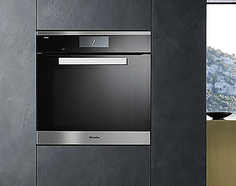 DIALOGGARER DO 6860 ED - Edelstahl/CleanSteel M-Chef // Technik-Highlight von Miele // NEU OVP - DO 6860 ED