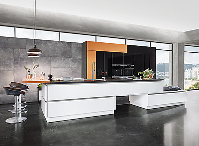 Individuelle Designküche
