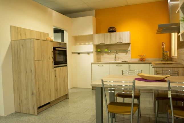 h cker k che magnolie hochglanz die neuesten. Black Bedroom Furniture Sets. Home Design Ideas