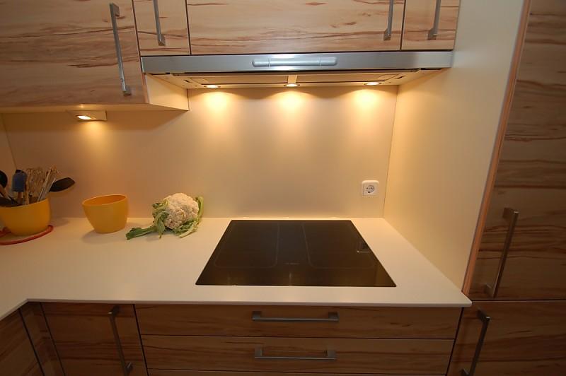 arbeitsplatte aus corian bosch einbauger te k che von. Black Bedroom Furniture Sets. Home Design Ideas