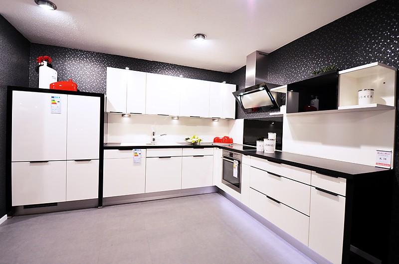 nobilia musterk che einbauk che lux ausstellungsk che in korbach meineringhausen von m belkreis. Black Bedroom Furniture Sets. Home Design Ideas