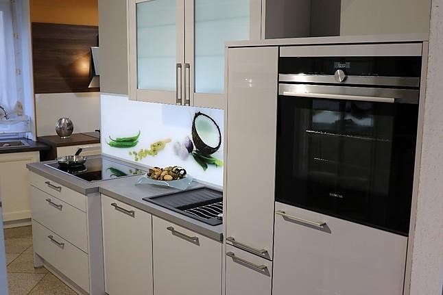 Küchenzeile Markengeräte ~ häcker musterküche ausstellungsküche inkl markengeräteüber 60% reduziert küchenzeile