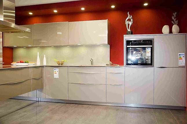 zeyko musterk che glasfront 14 in gl ingwer metallic ausstellungsk che in oberkirch nussbach. Black Bedroom Furniture Sets. Home Design Ideas