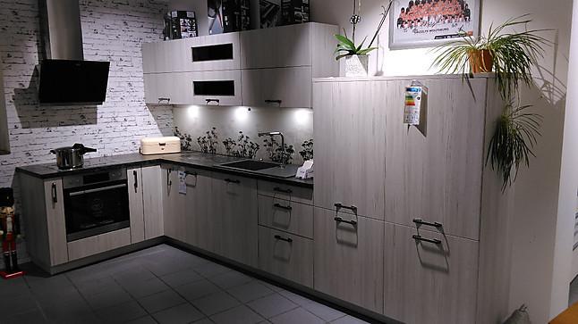 wellmann musterk che zeitlos moderne l k che ausstellungsk che in von. Black Bedroom Furniture Sets. Home Design Ideas