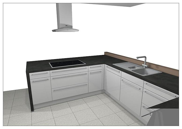 Küche Weiß Hochglanz Mit Holz Bilder Pictures to pin on Pinterest