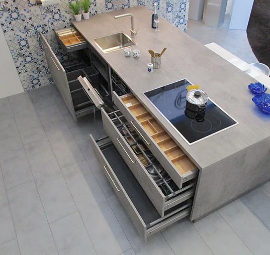 Nolte-Musterküche (Ausstellungsküche, Nolte Küchen ...