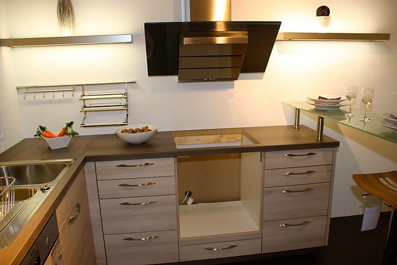 h cker musterk che mk 54 ausstellungsk che in uhingen von k chen kompetenz center. Black Bedroom Furniture Sets. Home Design Ideas