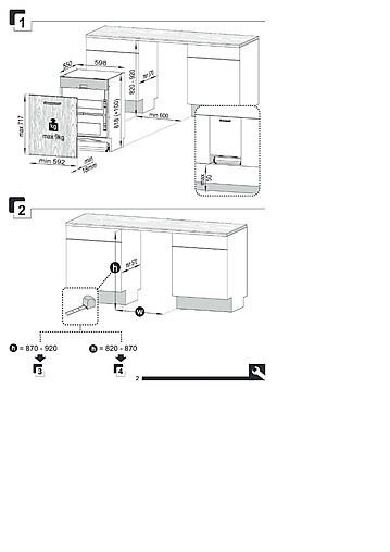 sp lmaschine gnv 41834 geschirrsp ler vollintegrierbar a grundig k chenger t von in. Black Bedroom Furniture Sets. Home Design Ideas