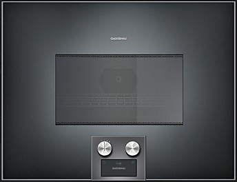 sonstige bm 454 100 rechtsanschlag mikrowellen backofen serie 400 neuger t gaggenau k chenger t. Black Bedroom Furniture Sets. Home Design Ideas