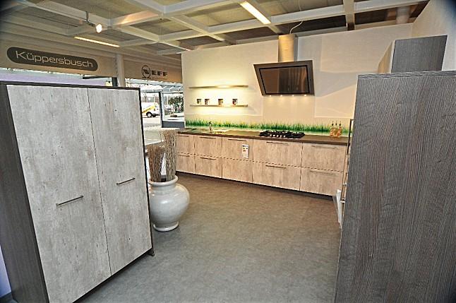 bauformat musterk che bauformat brest beton l k che ausstellungsk che in von. Black Bedroom Furniture Sets. Home Design Ideas