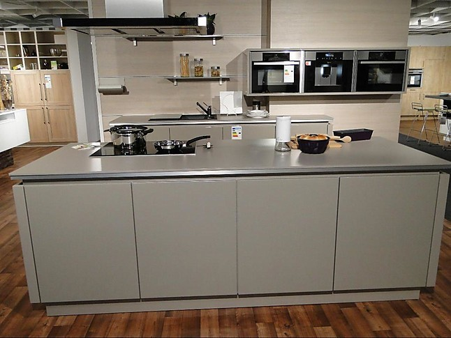 schüller-musterküche edle luxus hochglanzküche von schüller ... - Schüller Küchen Gala