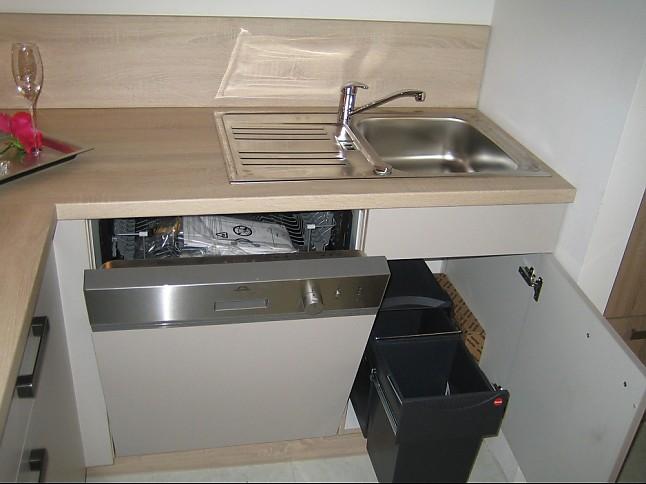 nobilia musterk che sand ausstellungsk che in von. Black Bedroom Furniture Sets. Home Design Ideas