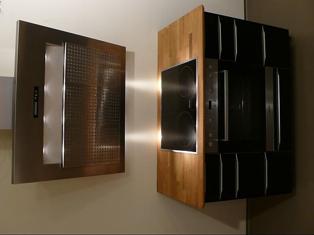 zeyko musterk che herdmodul ausstellungsk che in frankfurt von k chenplan. Black Bedroom Furniture Sets. Home Design Ideas