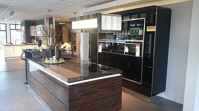 h cker musterk che emotion nova design modul hochglanz. Black Bedroom Furniture Sets. Home Design Ideas