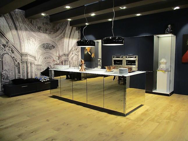 Nolte-Musterküche (Ausstellungsküche, Nolte Küchen Design \