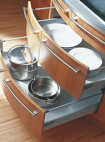 Lernen Sie die Ausstattungsdetails unserer Küchen kennen