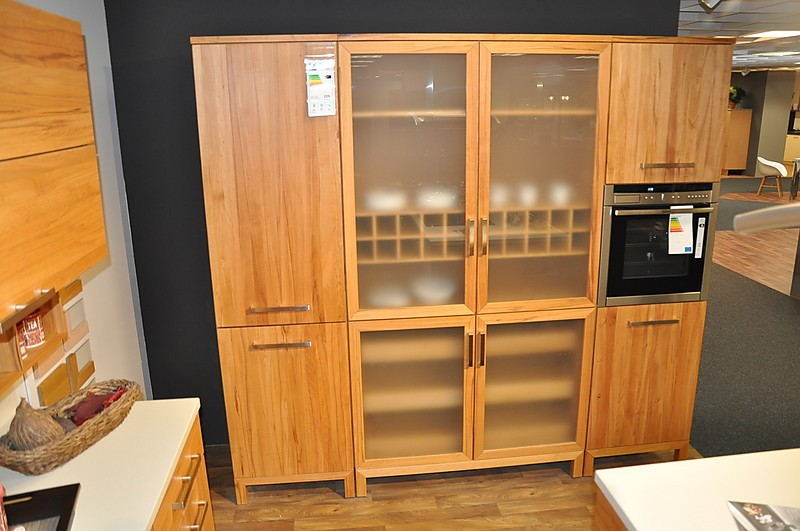 g hring k chen musterk che moderne massivholzk che zum schn ppchenpreis ausstellungsk che in. Black Bedroom Furniture Sets. Home Design Ideas