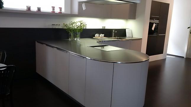 Selektion D Musterküche Runde Küche Ausstellungsküche in